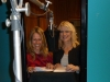 Karoline og Marianne i radioteateret